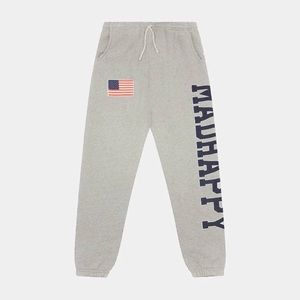 madhappy Other - MADHAPPY WINTER CLASSIC HERITAGE SWEATPANT-HEATHER